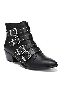 Hutton Buckle Bootie