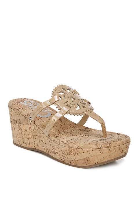 Circus by Sam Edelman Rocky Wedge Sandals