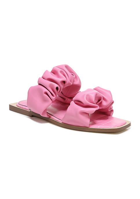 Iggy Slide Pink Confetti Sandals