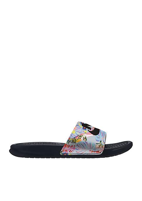 Benassi Slide Sandals