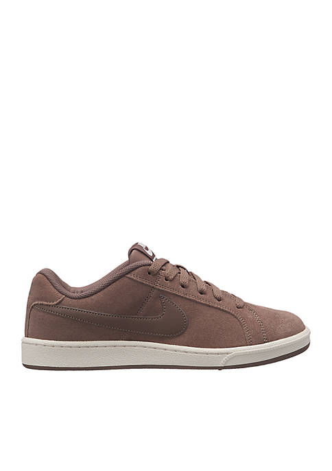 Nike® Womens Court Royale Suede Sneaker