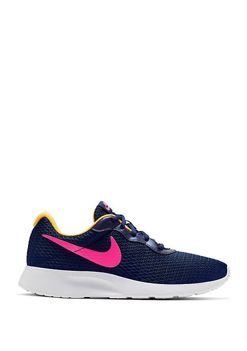 Nike® Tanjun Lace Up Running Shoes