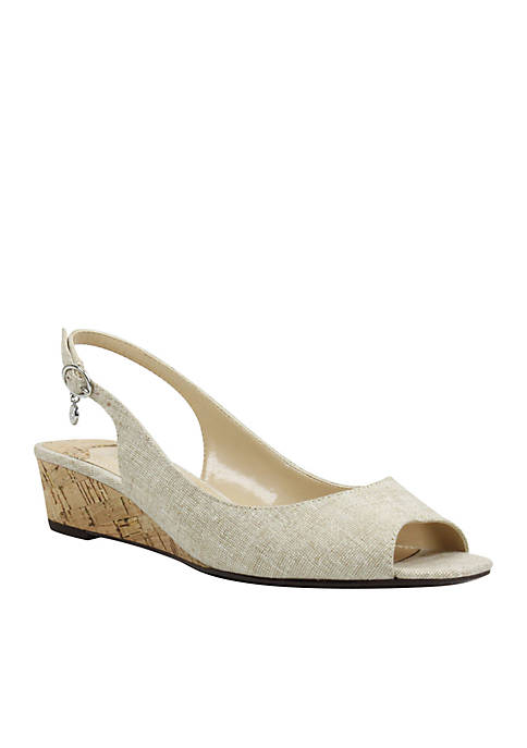 J Reneé Alivia Slingback Wedge