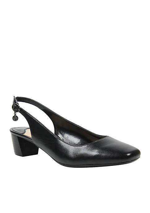 J Reneé Blandina Slingback Heel