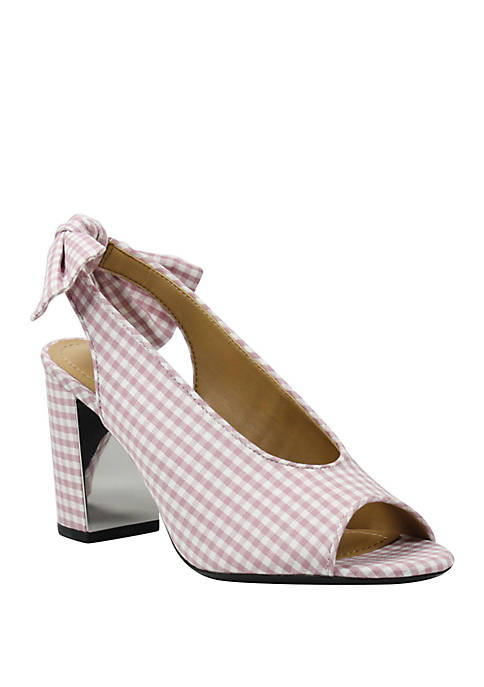 J Reneé Brietta Block Heel Sandals