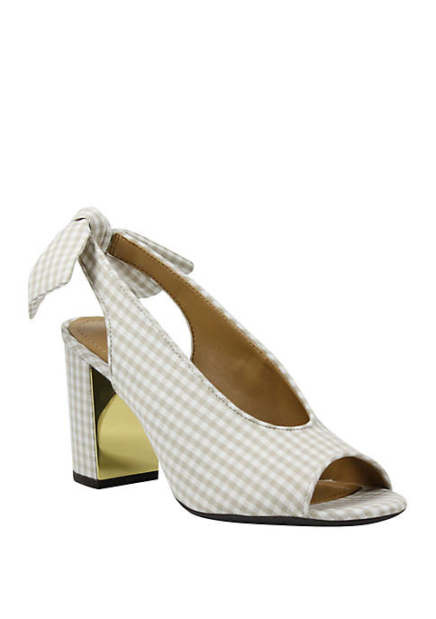 J Reneé Brietta Block Heel Sandals