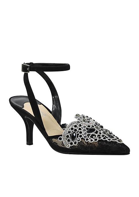 J Reneé Desdemona Embellished Heel