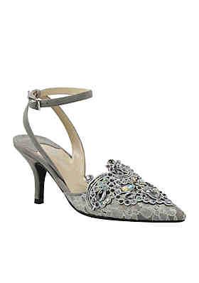 df30df22b1d J Reneé Desdemona Embellished Heels ...