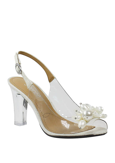 Drisana Heeled Sandals