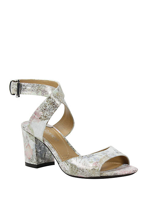 Drizella Ankle Strap Sandals