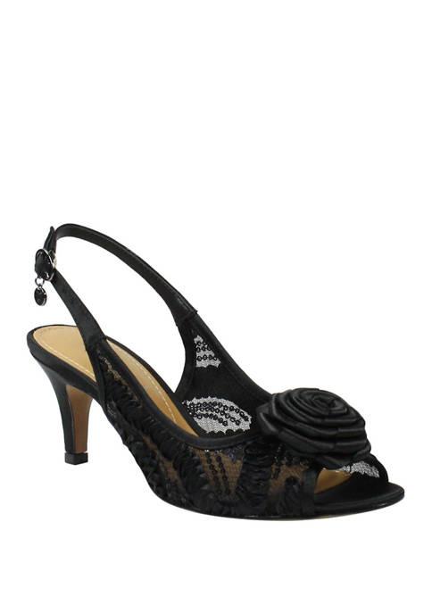 Elzenthia Sandals