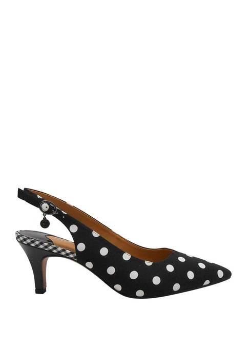 J Reneé Envizyn Pumps