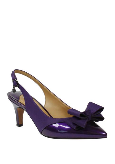 J Reneé Gabino Sling Sandals