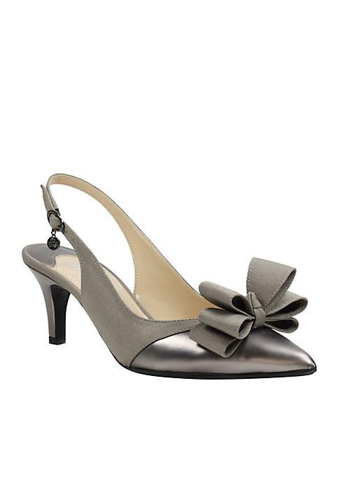 J Reneé Gabino Slingback Heel