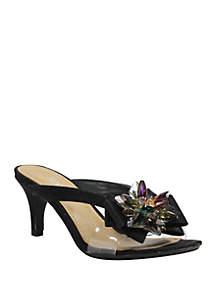 J Reneé Gredel Slide Sandals