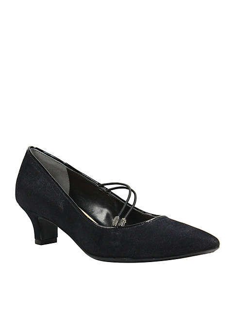 J Reneé Idenah Low Heel Pump