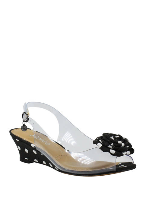 J Reneé Ikeisha Sandals