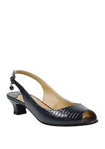 8edac3f9f5 ... J Reneé Jenvey Open Toe Slingback Sandals