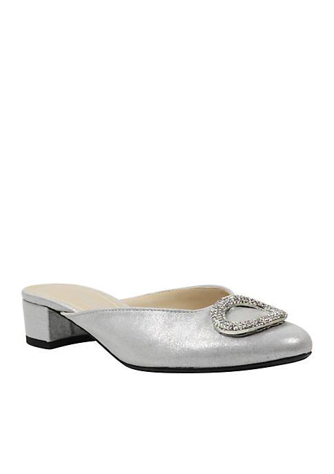 J Reneé Melosa Block Heel Sandal