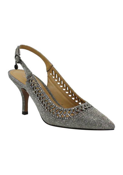J Reneé Naira Sling Back Heels