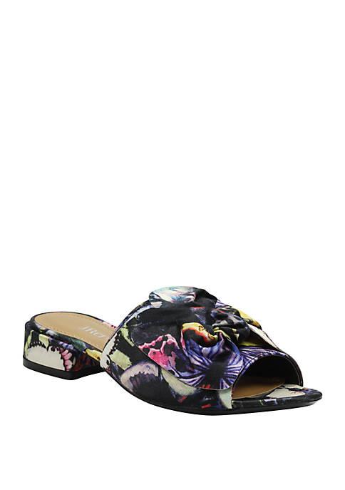 J Reneé Sattuck Knotted Sandals