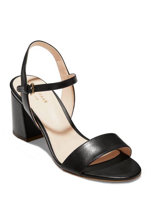 Cole Haan Josie Block Heel Sandals