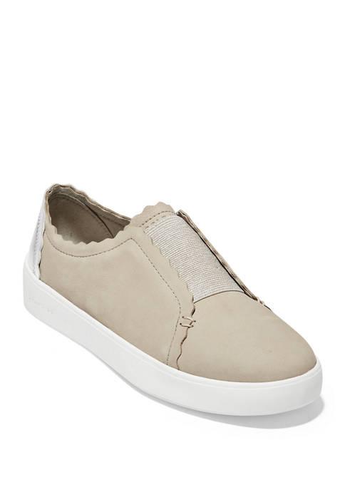 Cole Haan Grandpro Scallop Sneakers