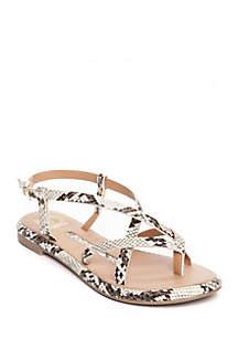 a2232e49b BareTraps Sammie Sandals · New Directions® Jillie Strappy Flat Sandal