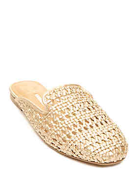 e8100f3d0076 New Directions® Brodey Woven Mules ...