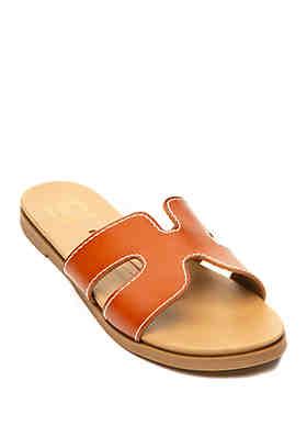 050f8a0b4 New Directions® Cala Slide Sandal ...