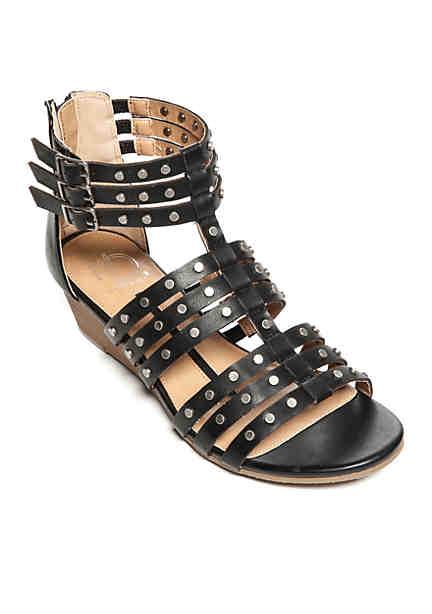 New Directions® Adivan Upfront Studded Sling Heel l0k6mh