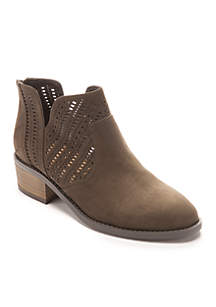 Lida Perforated Booties