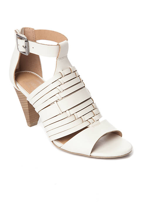 New Directions® Leila Cone Heel Sandal