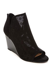 New Directions® Laylia Wedge Booties
