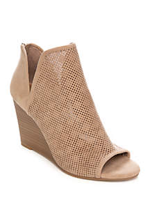 961369dfcbbb Vionic Trinity Ankle Booties · New Directions® Laylia Wedge Booties