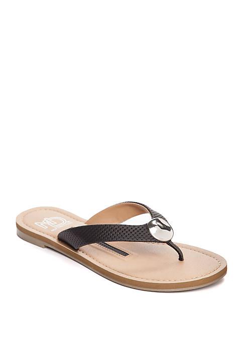 Karsen Flat Thong Sandal