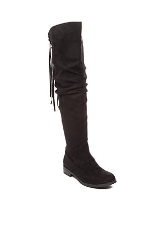 New Directions® Paula Tall Tassel Bootie H1ybYJ3HNO