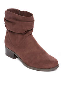 Cassie Slouch Booties