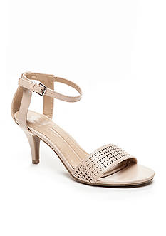 New Directions® Emily Perforated Dress Sandal