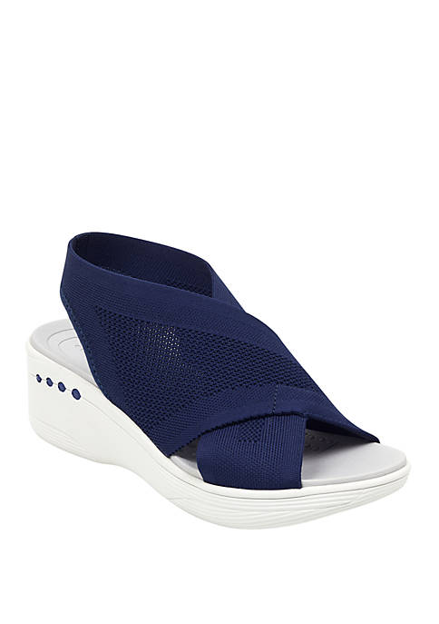 Easy Spirit Blast 2 Wedge Sandals