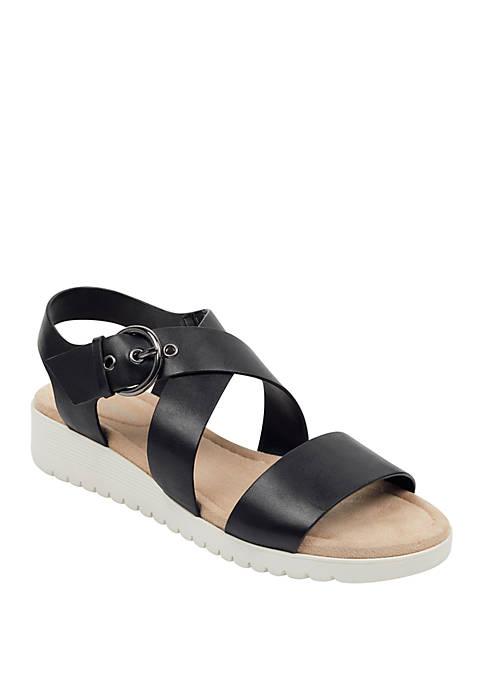 Helix Platform Sandals