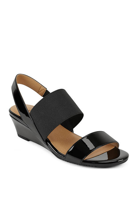 AEROSOLES® Alma Wedge Sandals