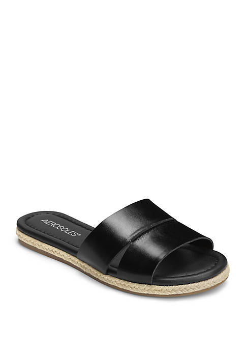 Back Drop Sandals