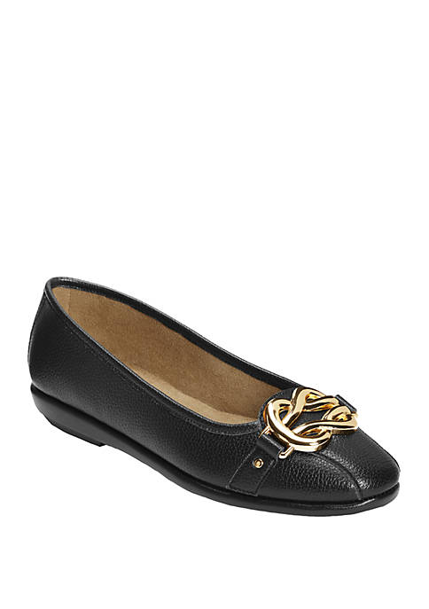 AEROSOLES® Big Bet Flat Shoes