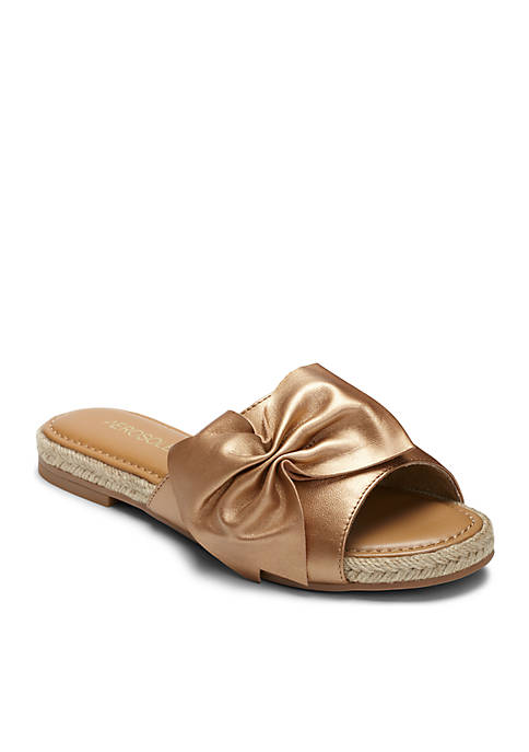 AEROSOLES® Buttercup Slip On Sandals