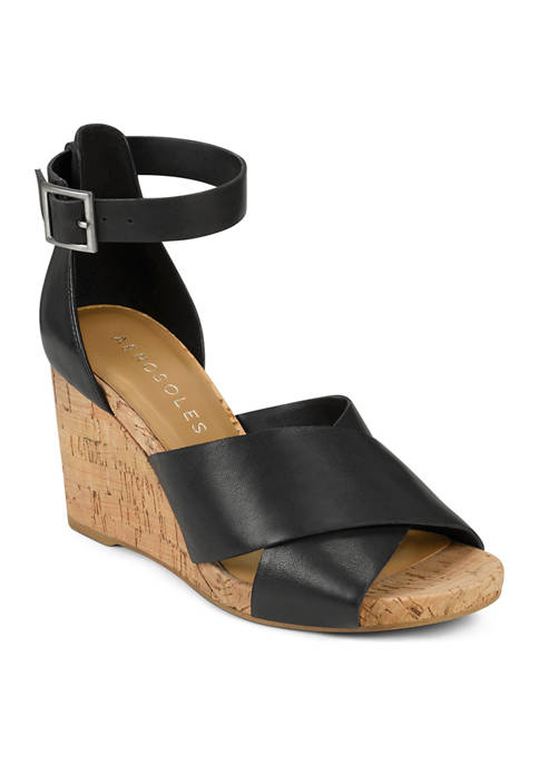 AEROSOLES® Carnegie Wedge Sandals
