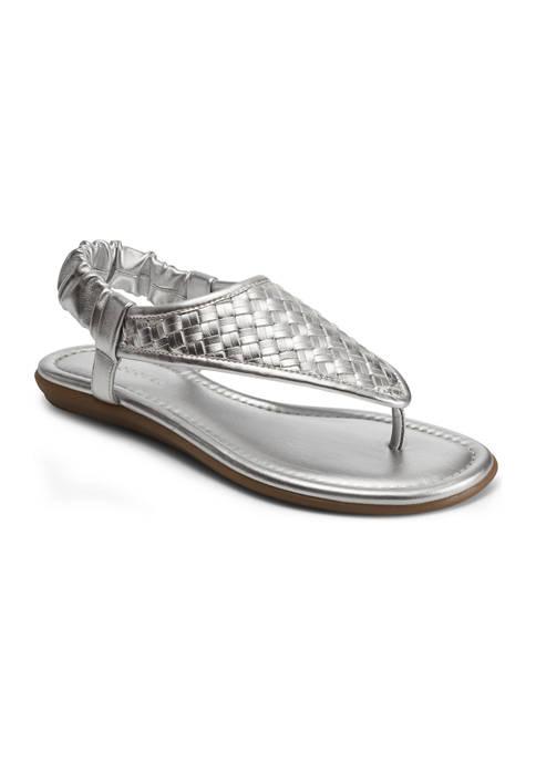 AEROSOLES® Chester Thong Sandals