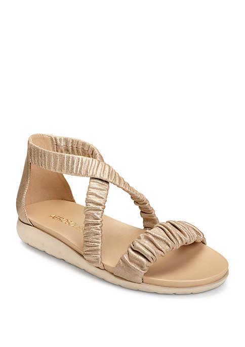 Craftmanship Crisscross Sandals