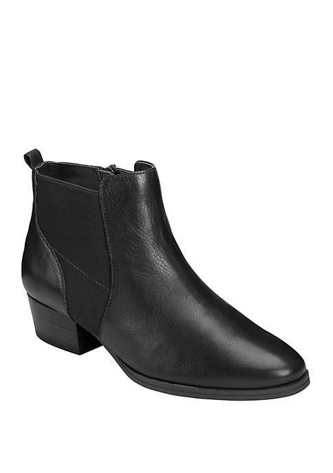 AEROSOLES® Criss Cross Ankle Booties