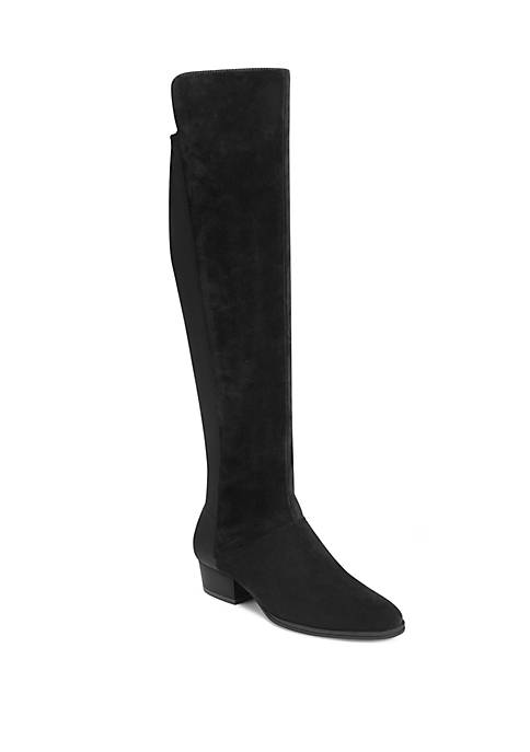Cross Country Over the Knee Boot